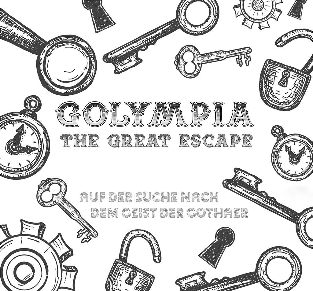 GOlympia - The Great Escape